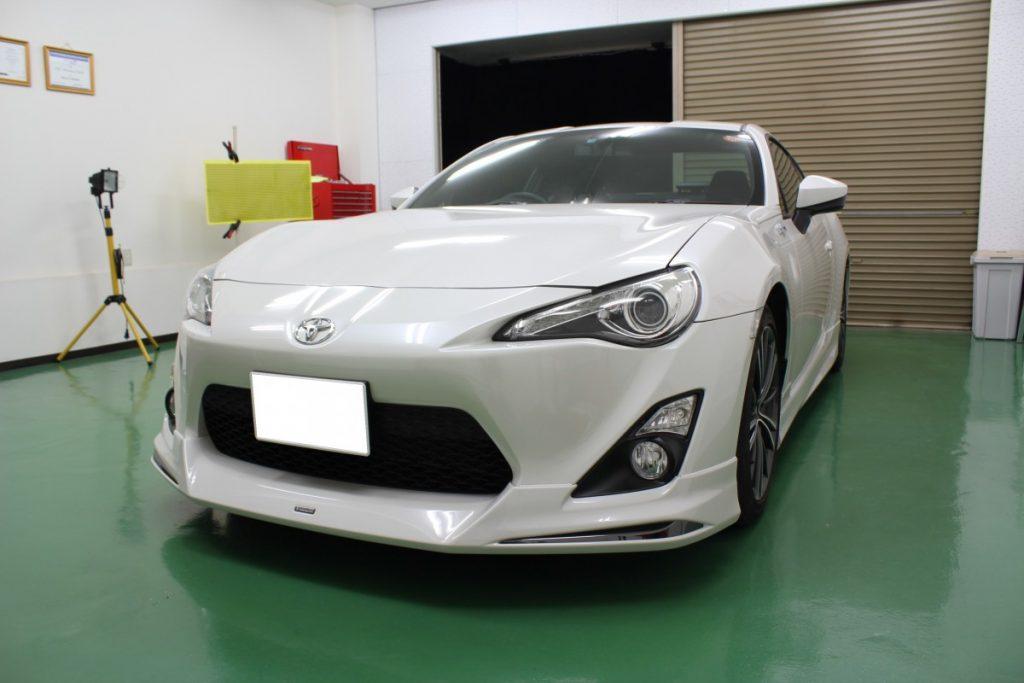 トヨタ FT86