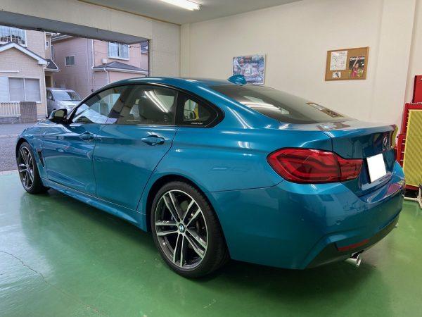 BMW440i
